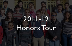 2012 Honors Tour