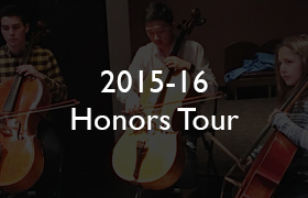 2015-16 Honors Tour